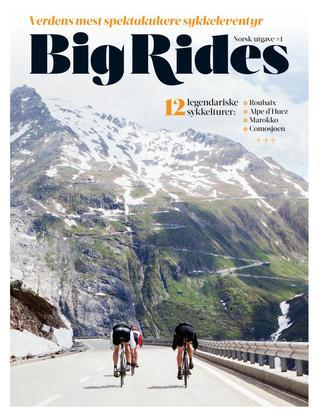 Big rides, vol 1