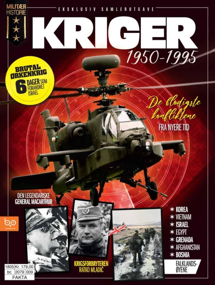 Kriger 1950-1995
