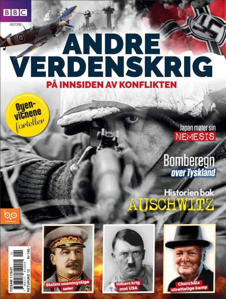 Andre verdenskrig – på innsiden av konflikten