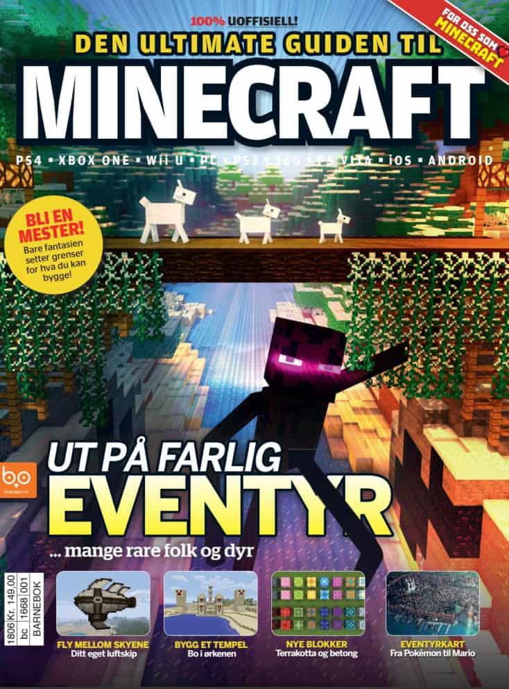 Den ultimate guiden til Minecraft #6