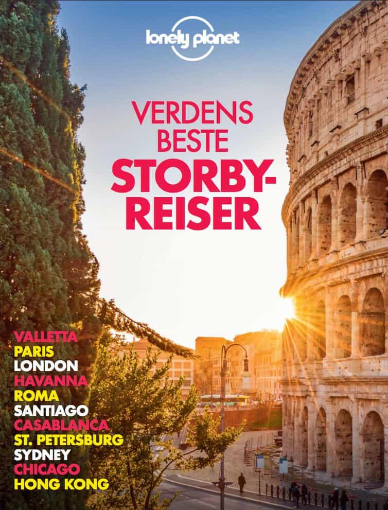 Verdens beste storbyreiser 2018