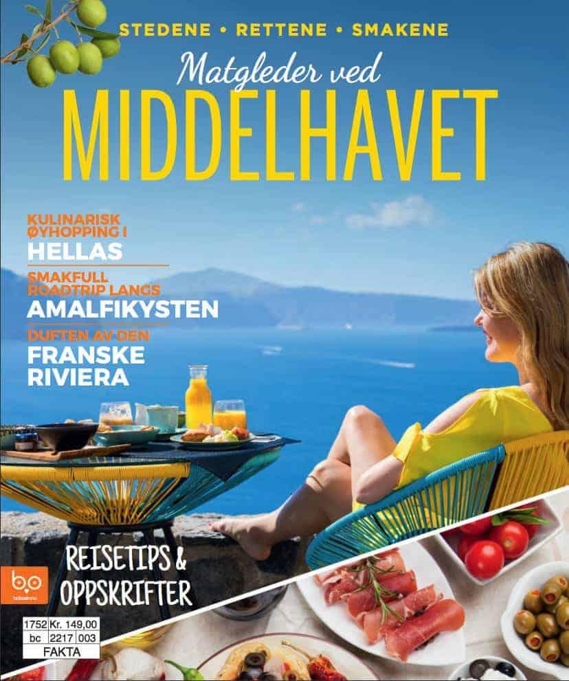 Matgleder ved Middelhavet