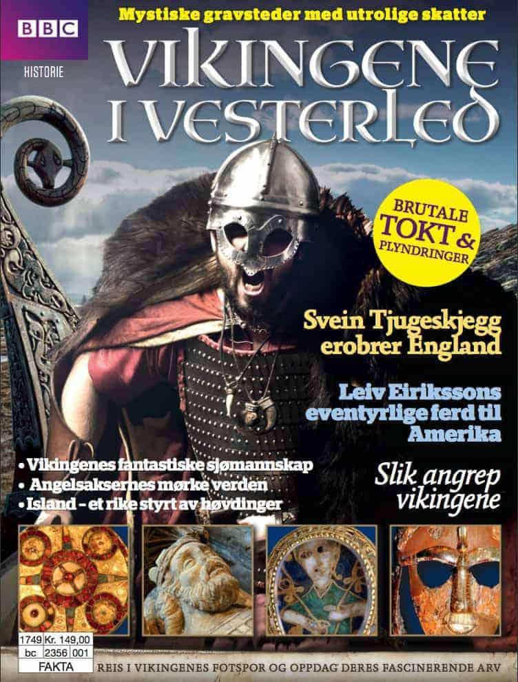 Vikingene i vesterled