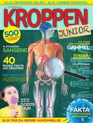 Ny vitenskap – kroppen junior