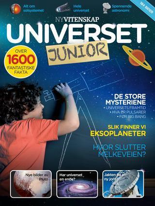 Ny vitenskap – universet junior