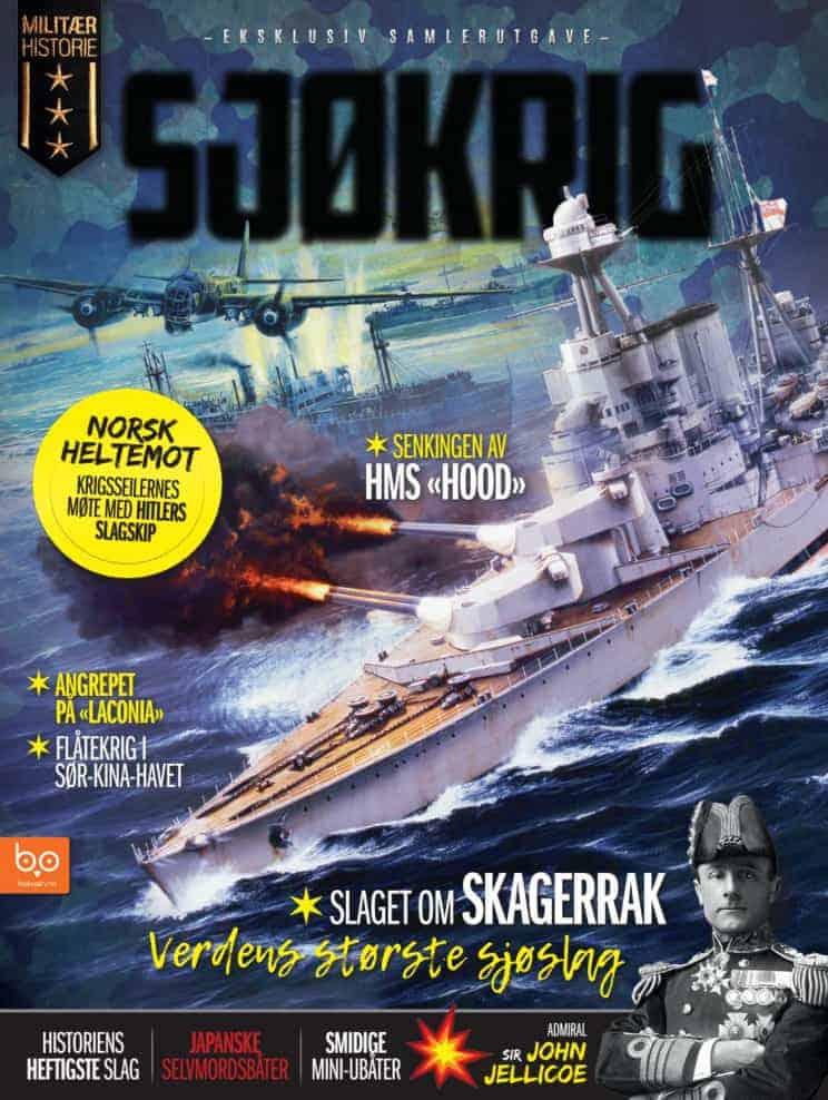 Sjøkrig