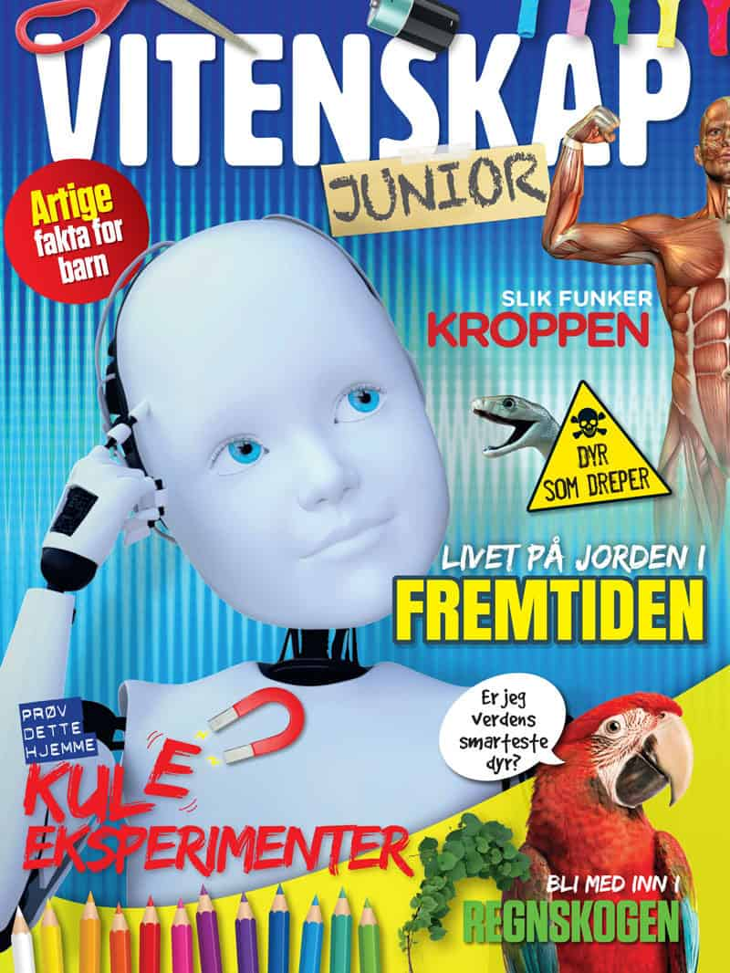 Vitenskap Junior, vol 3