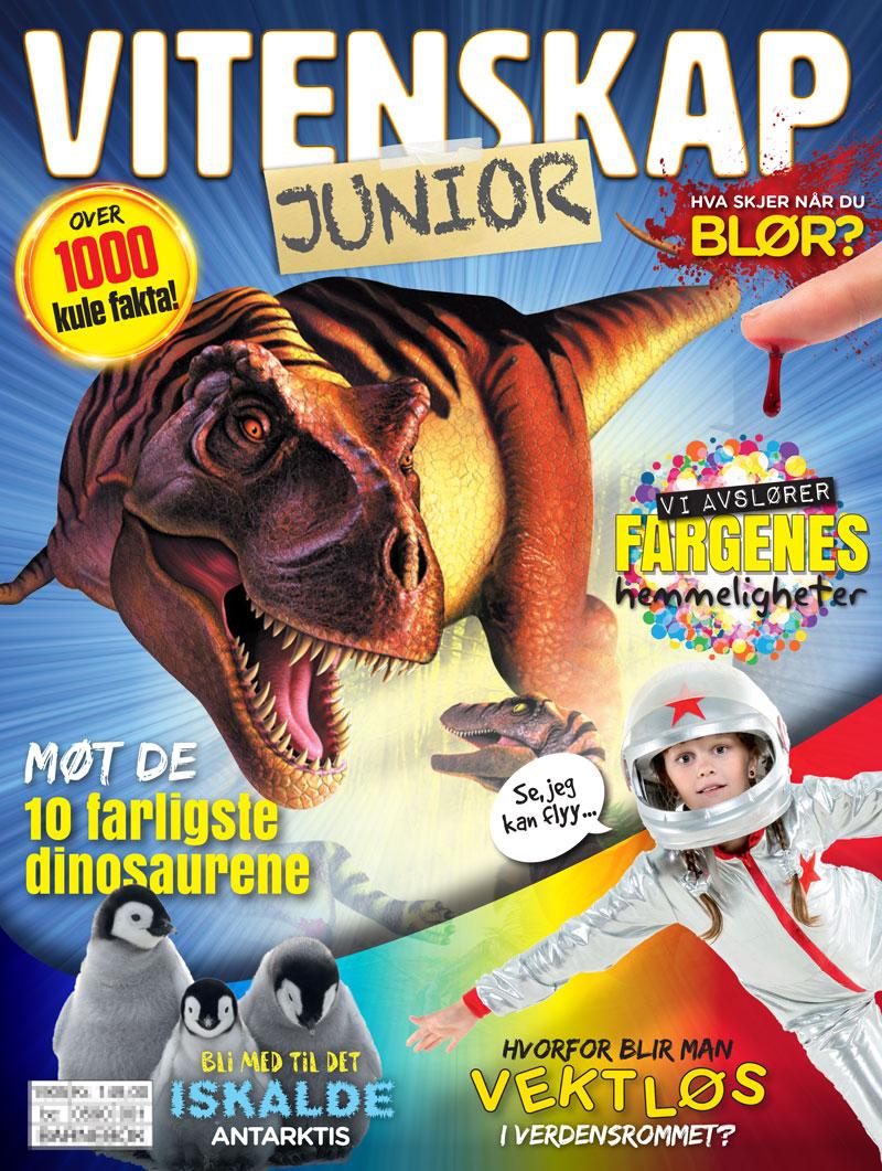Det beste fra Vitenskap Junior, vol. 2