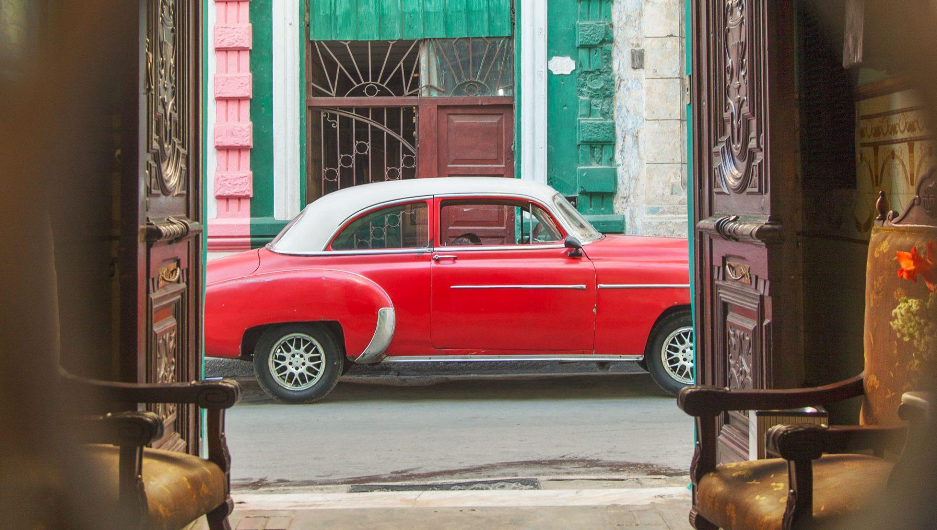 Backstage Havanna