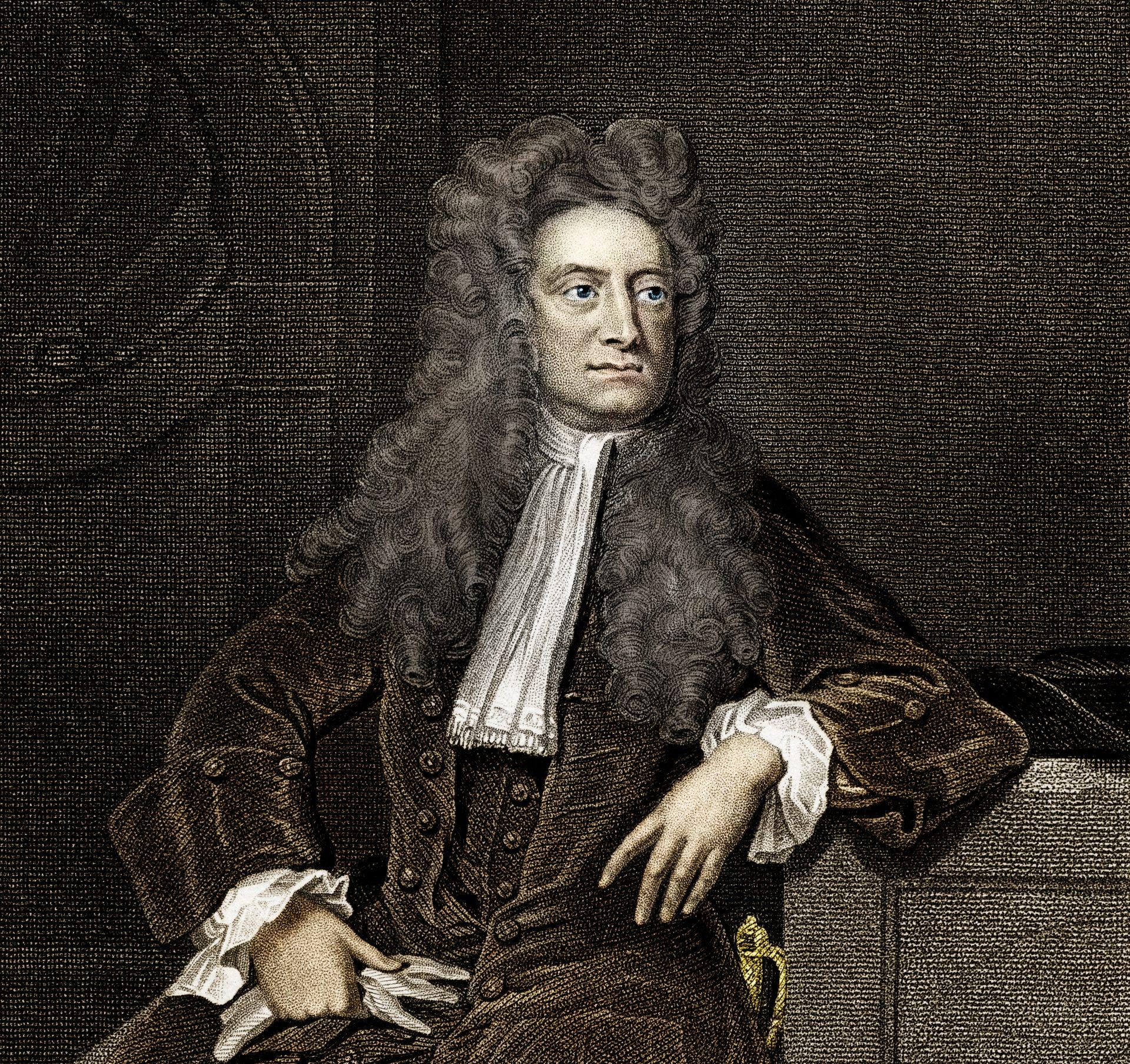 Portrett av Isaac Newton