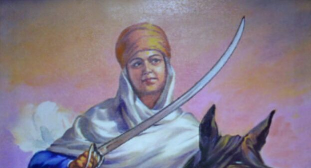 Mai Bhago også kjent som Mata Bhag Kaur, var en sikh-kvinne som ledet sikh-soldater mot Mughals i 1705.