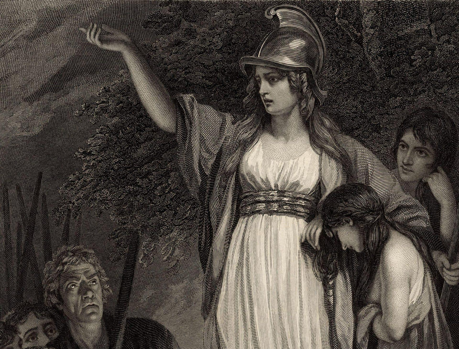 Boudicea taler