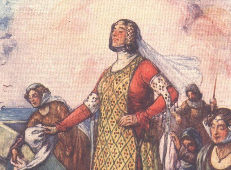 Agnes Randolph, grevinne av Dunbar og mars