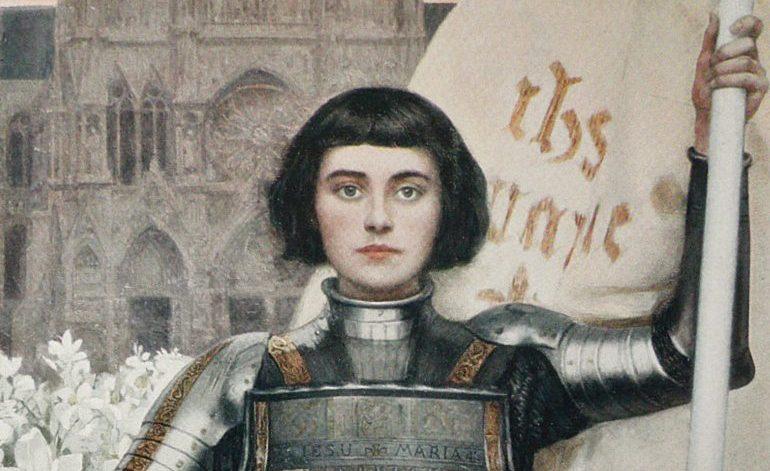 Portrett av Jeanne d'Arc