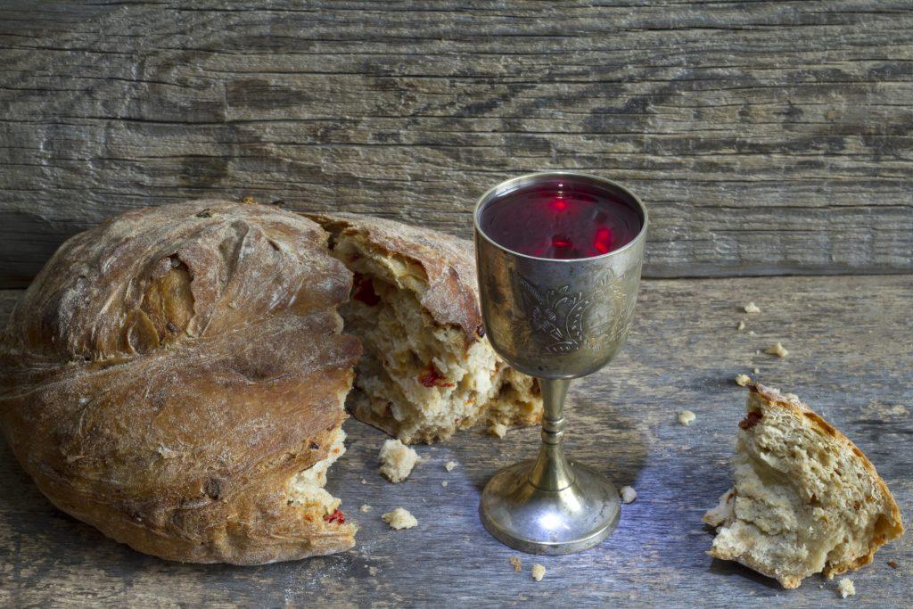 Brød og vin