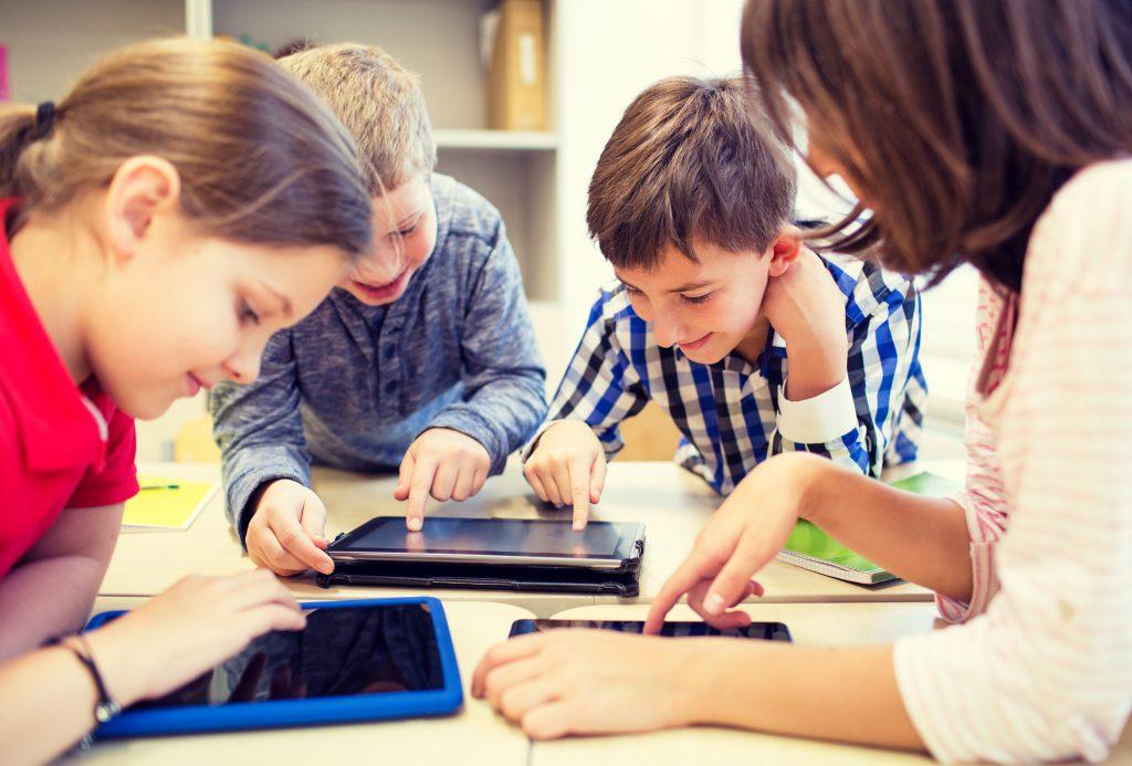 Læring ved hjelp av Smart brett