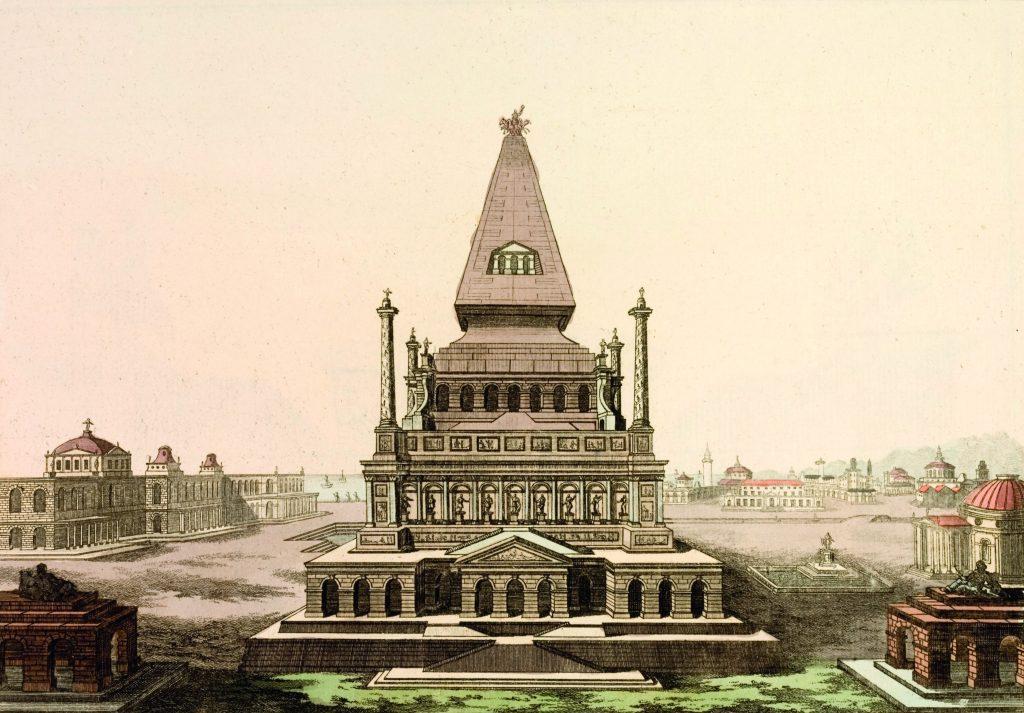 Mausoleum, Halicarnassus