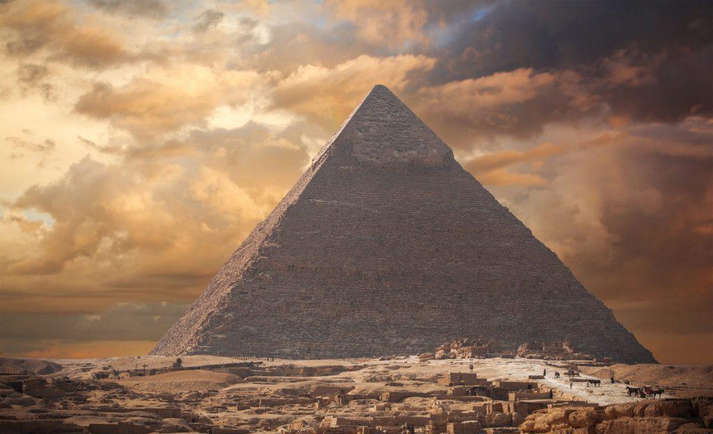 Pyramide fra Giza