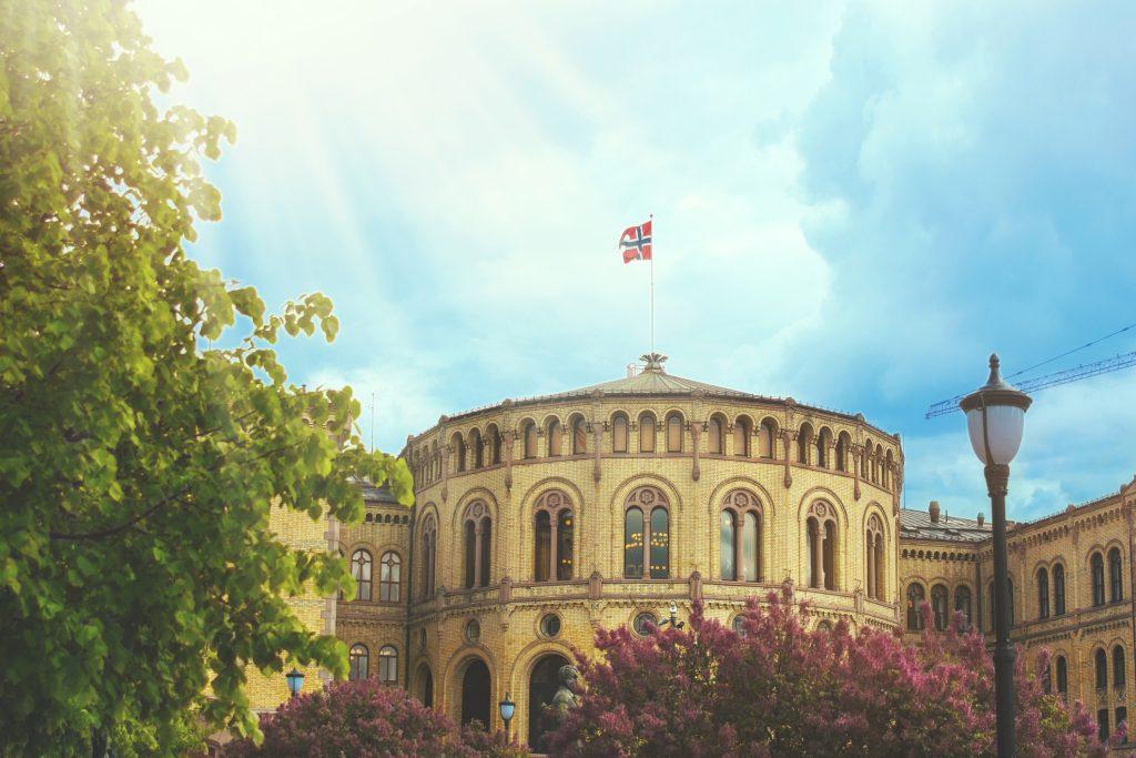 Stortinget, Oslo, Norge