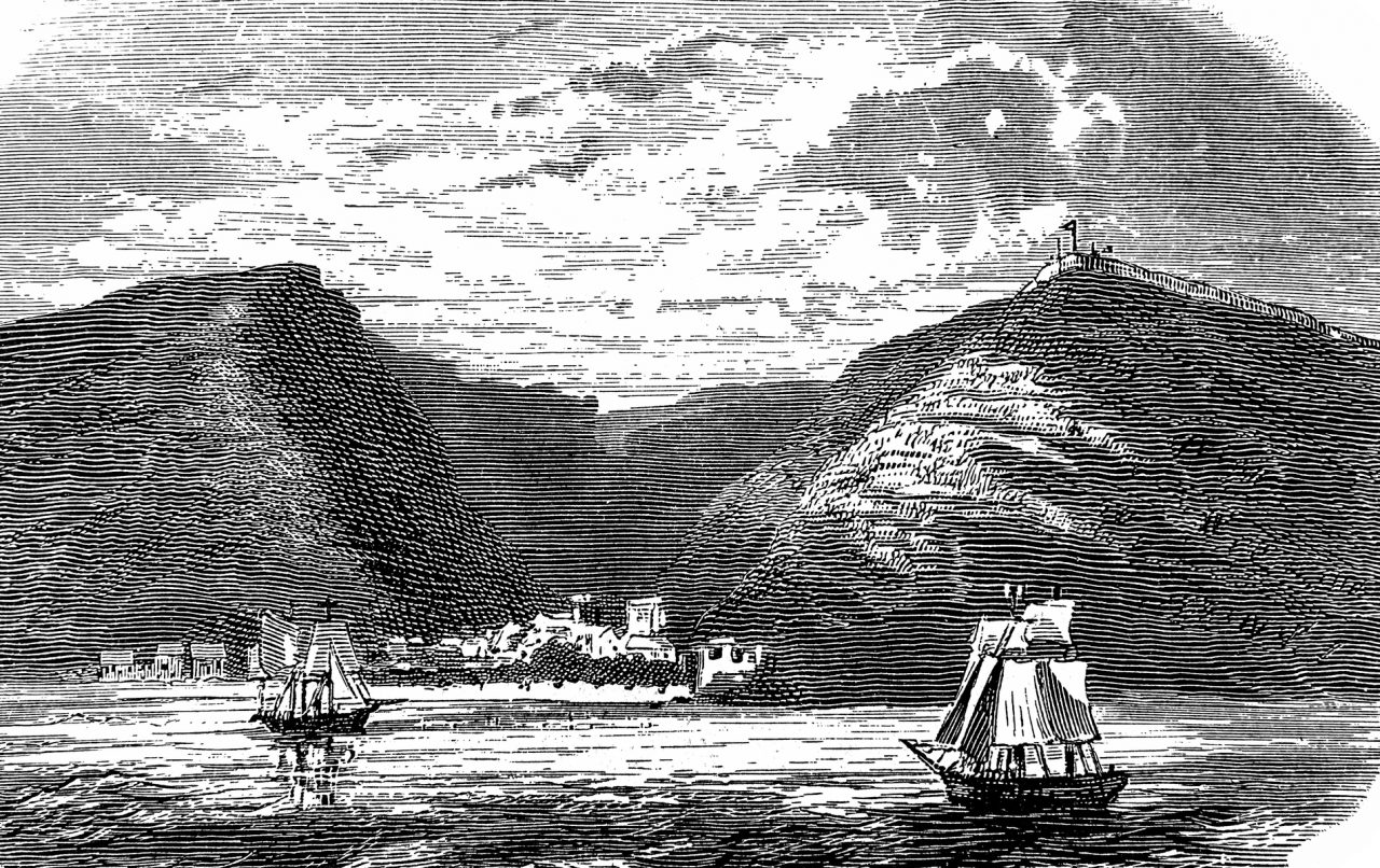Jamestown, Saint Helena, British Overseas Territories