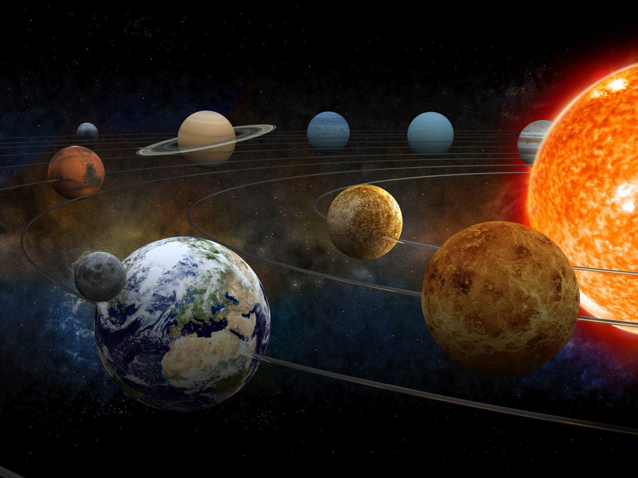 Solsystemet
