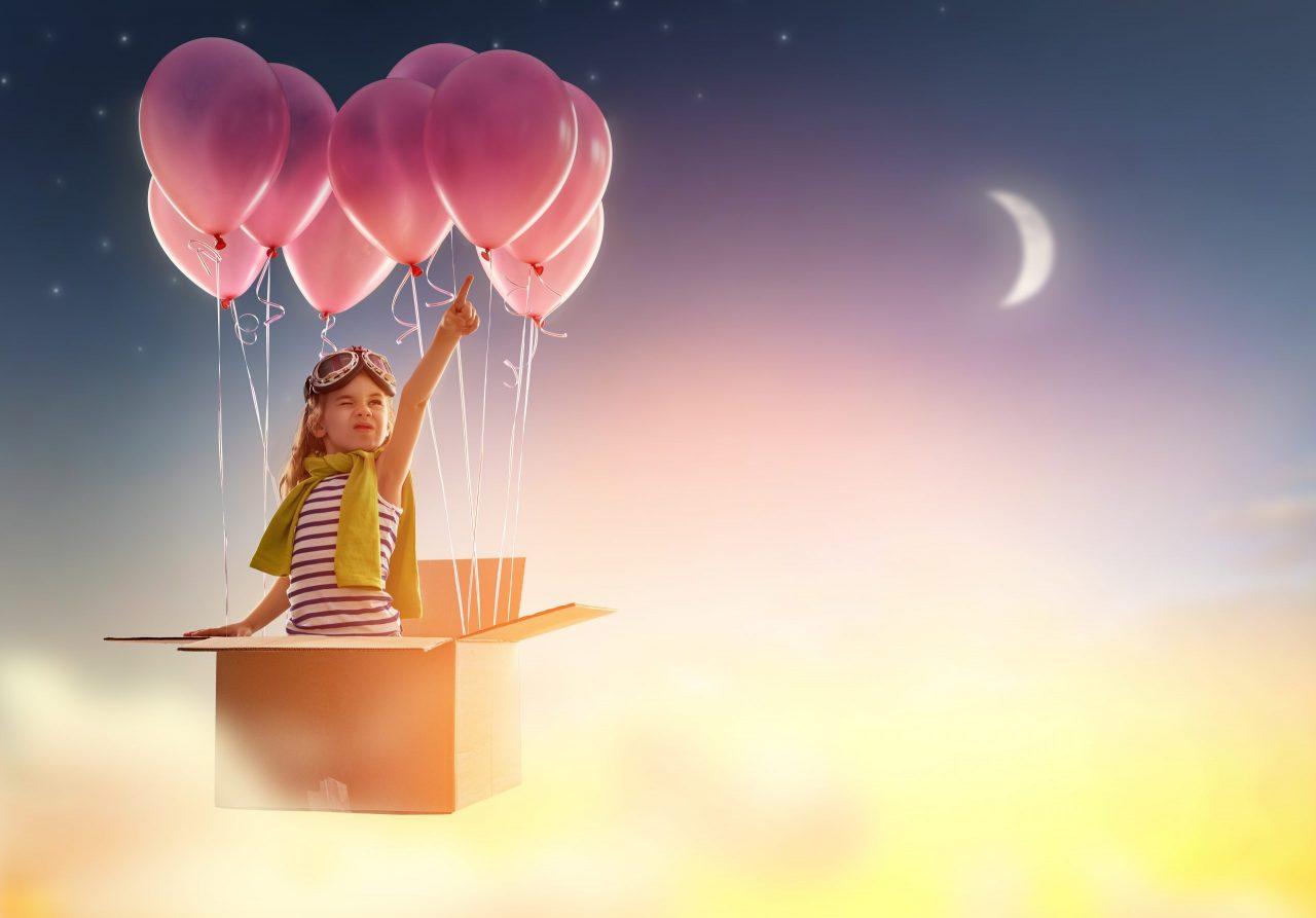 Barns fantasi
