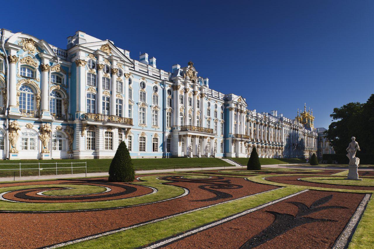 Tsarskoje Selo i Russland