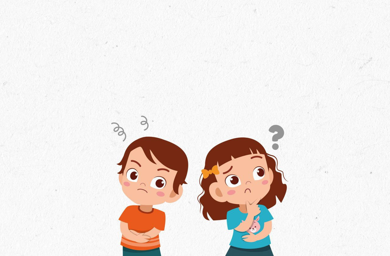 Barn som tenker