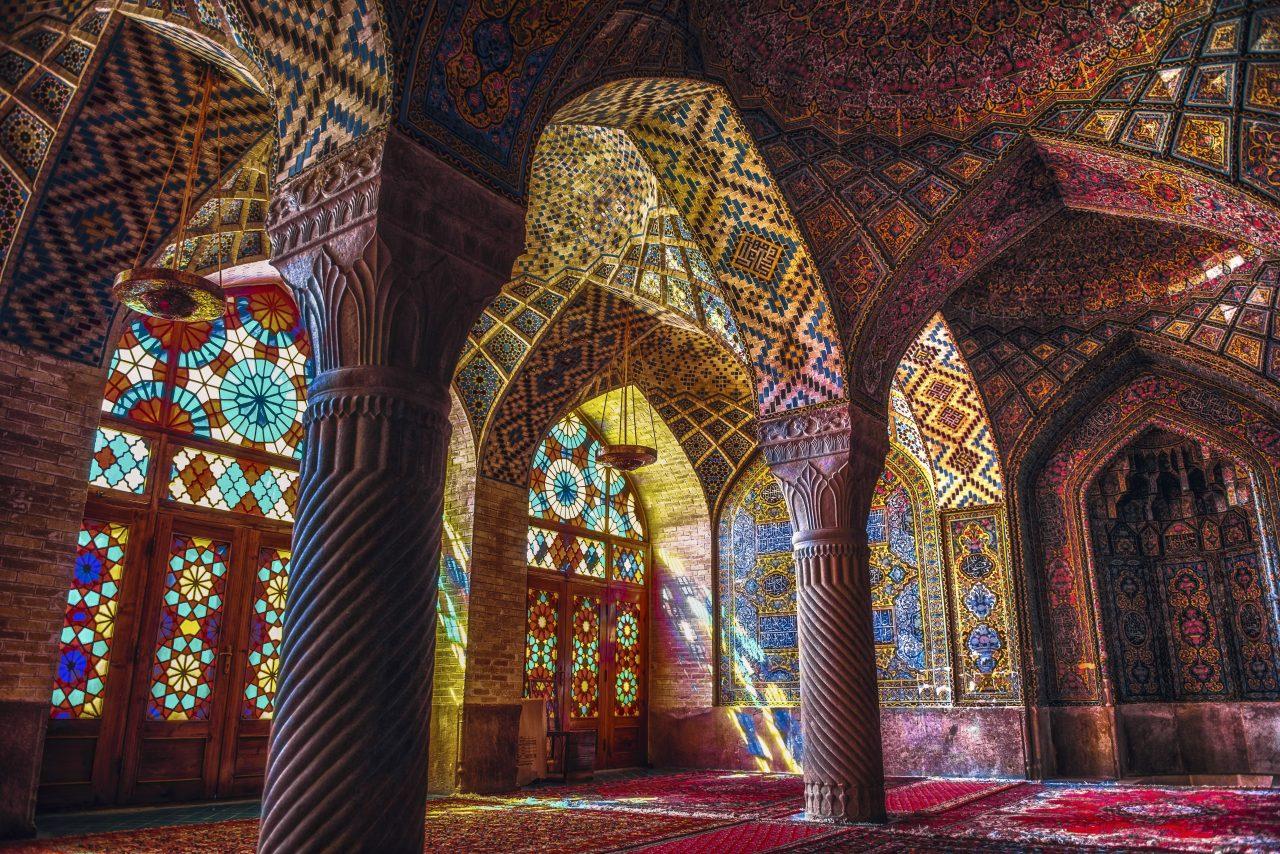 Moskeen i Shiraz