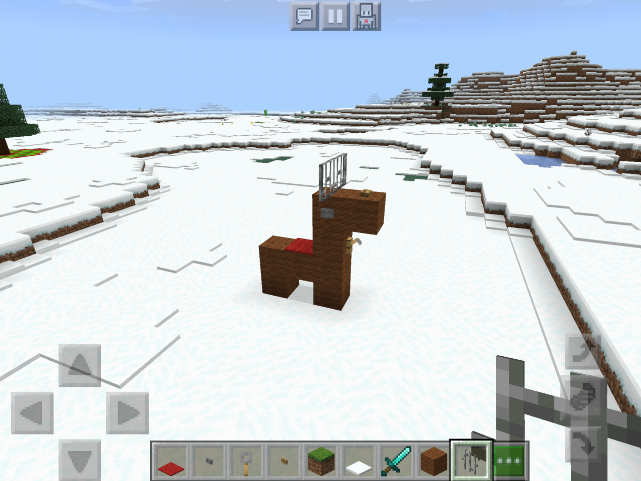 Sal til reinsdyr