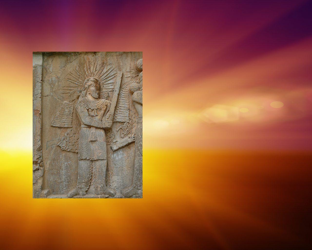 Romerrikets solgud, Mitra