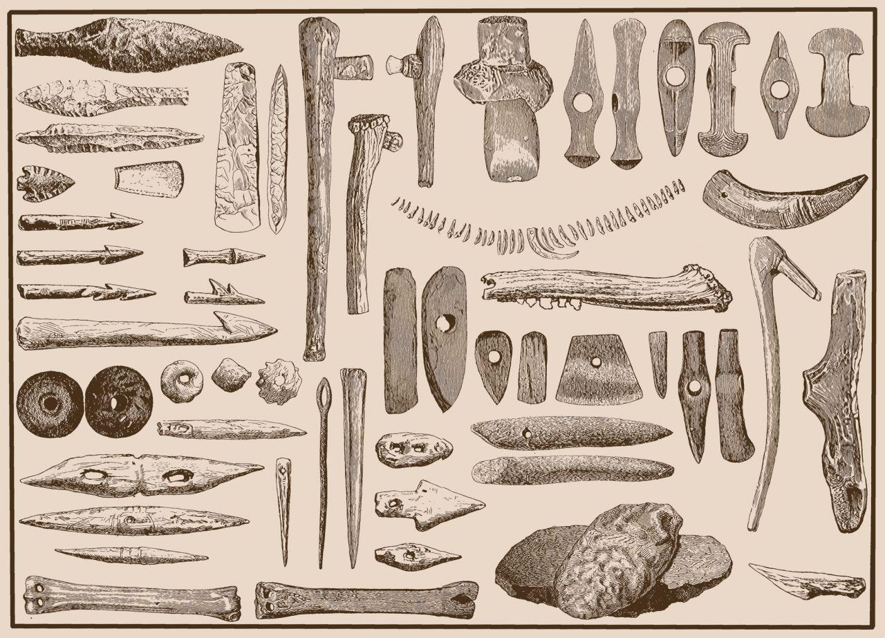 Verktøy fra steinalderen