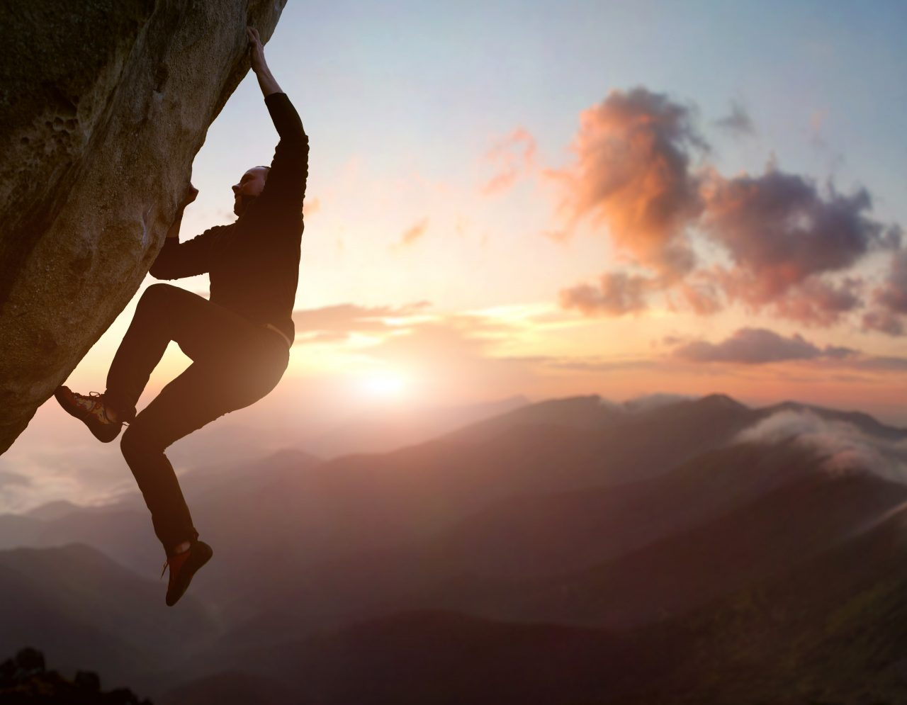 Adrenalin hos fjellklatrer