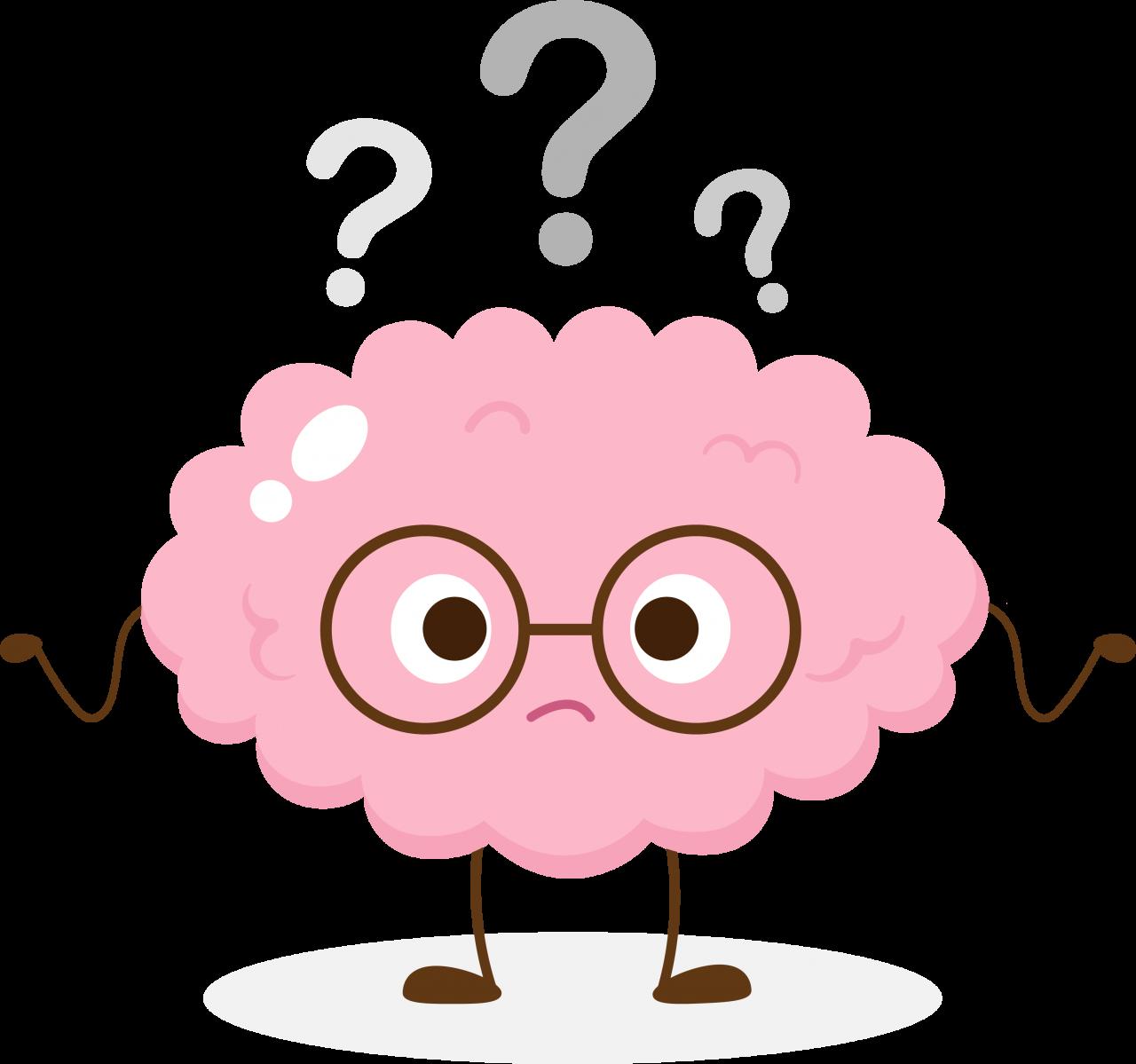 Spørrende hjerne