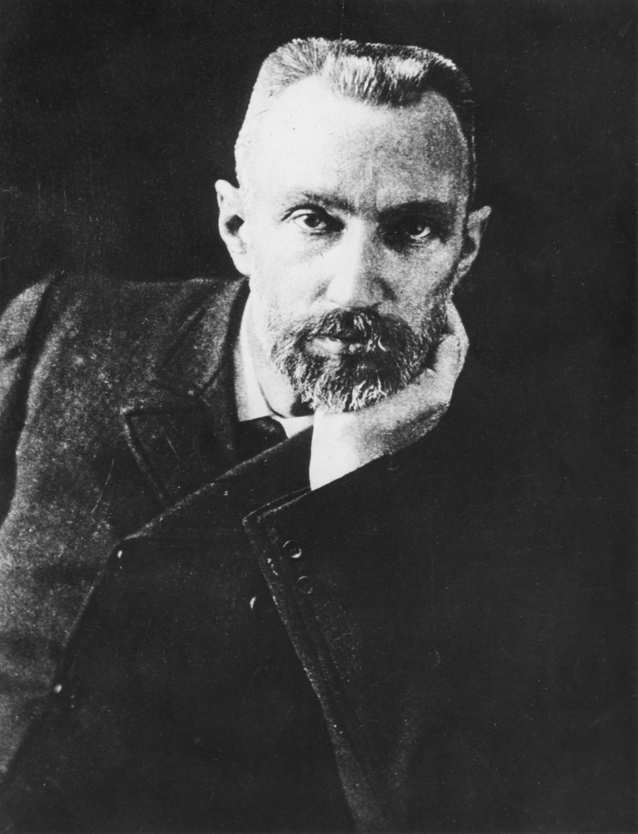 Portett av Pierre Curie