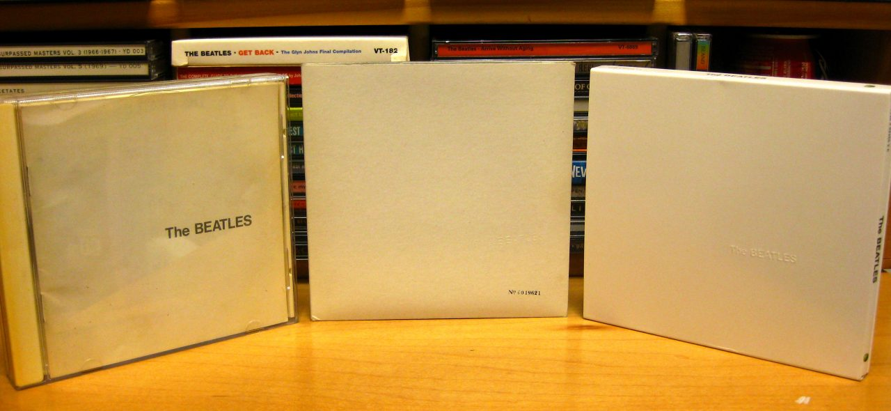 The Beatles, The white album