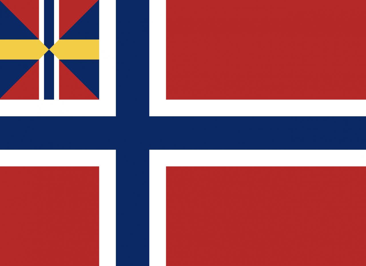 Unionsflagg fra 1844