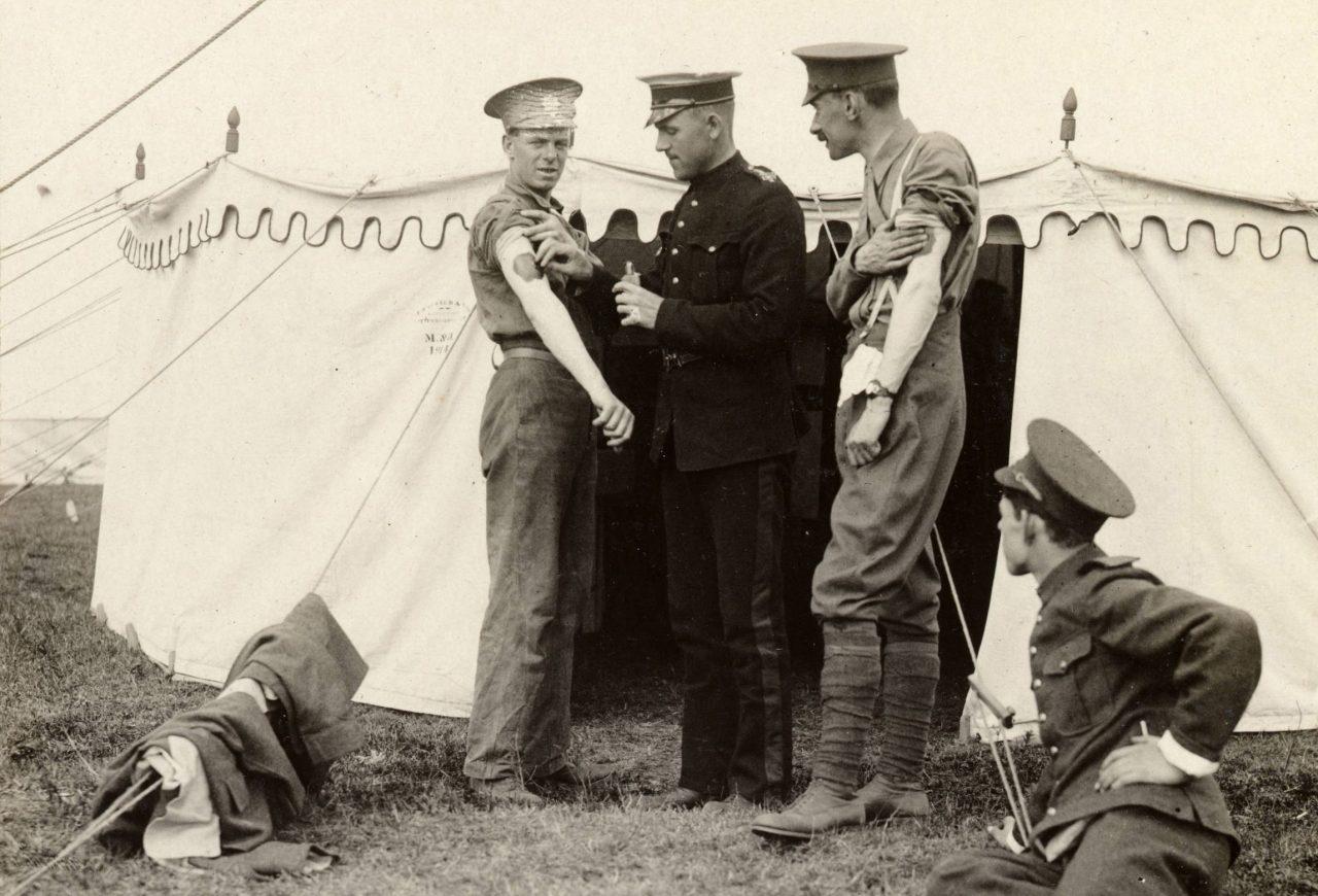 Inokulasjon i 1914