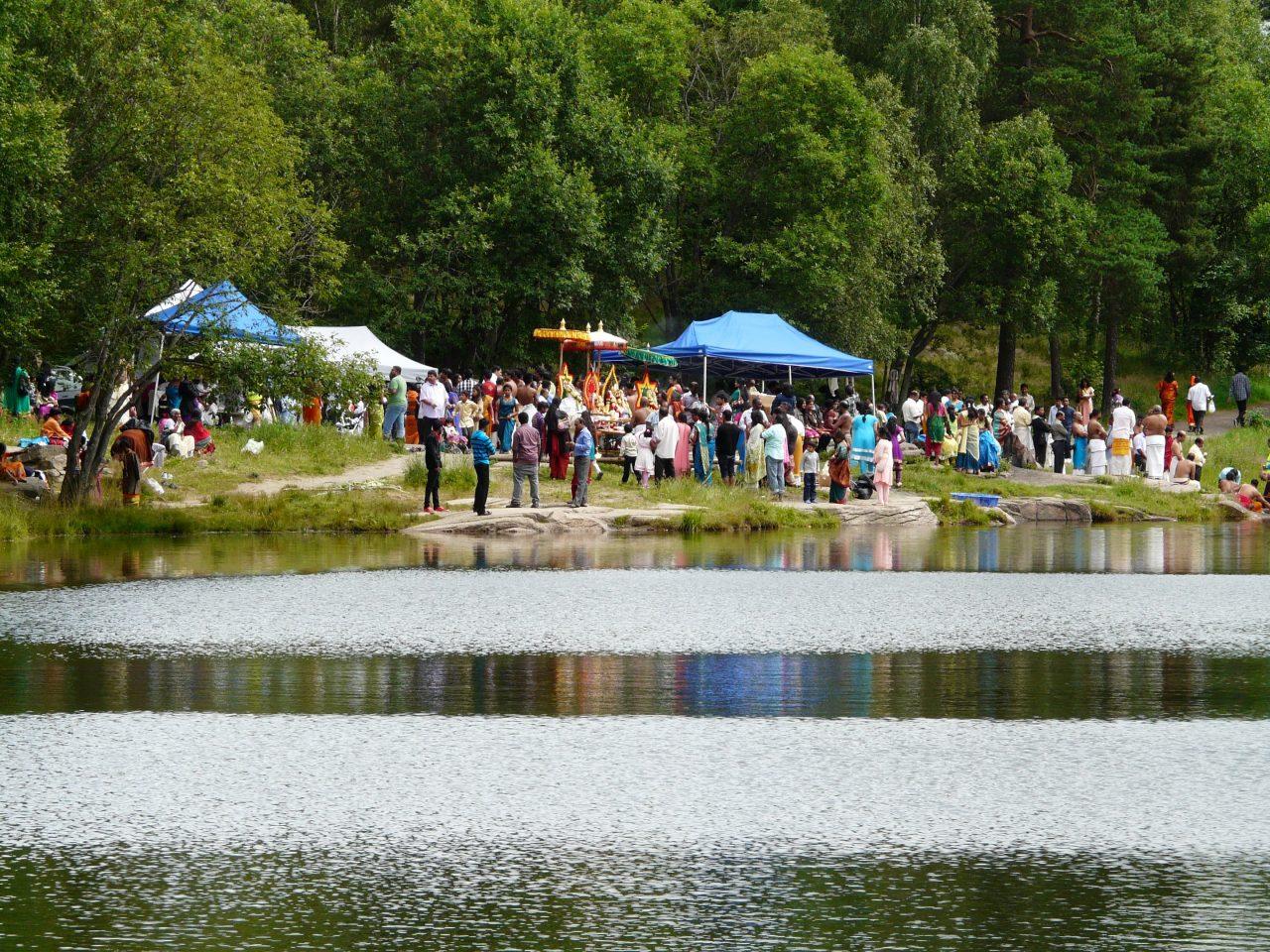 Norsk hindu kultursenter festival 2012
