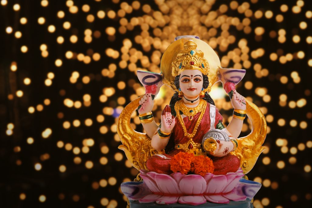 Hindu gudestatue