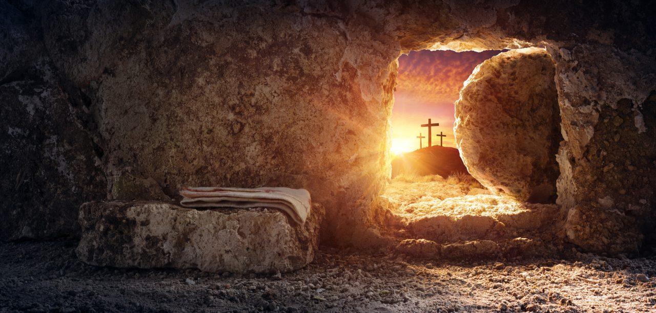Den tomme graven til Jesus