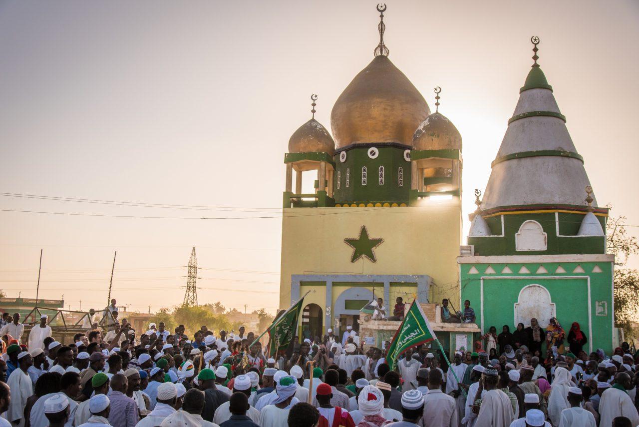 Moske i Sudan