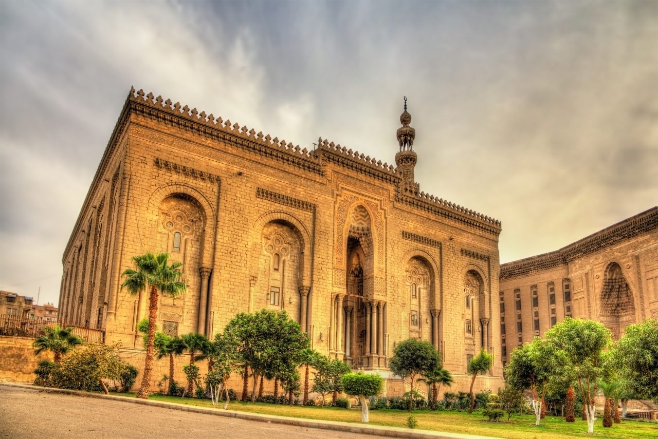 Moské i Cairo