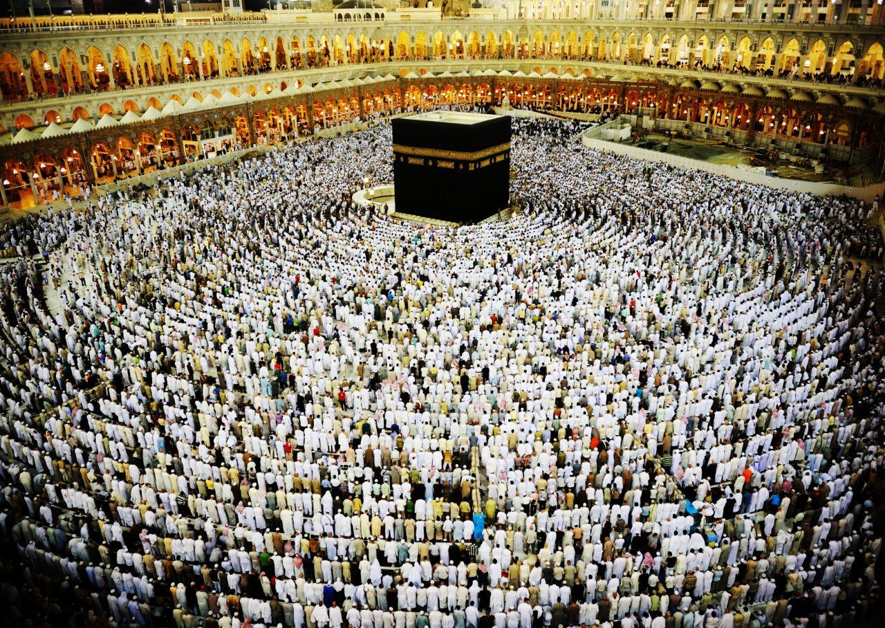 Kaba i Mekka