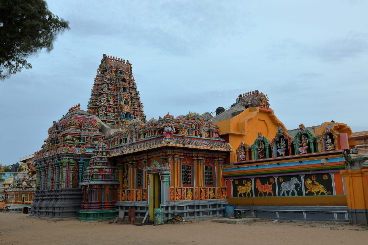 Hindutempel