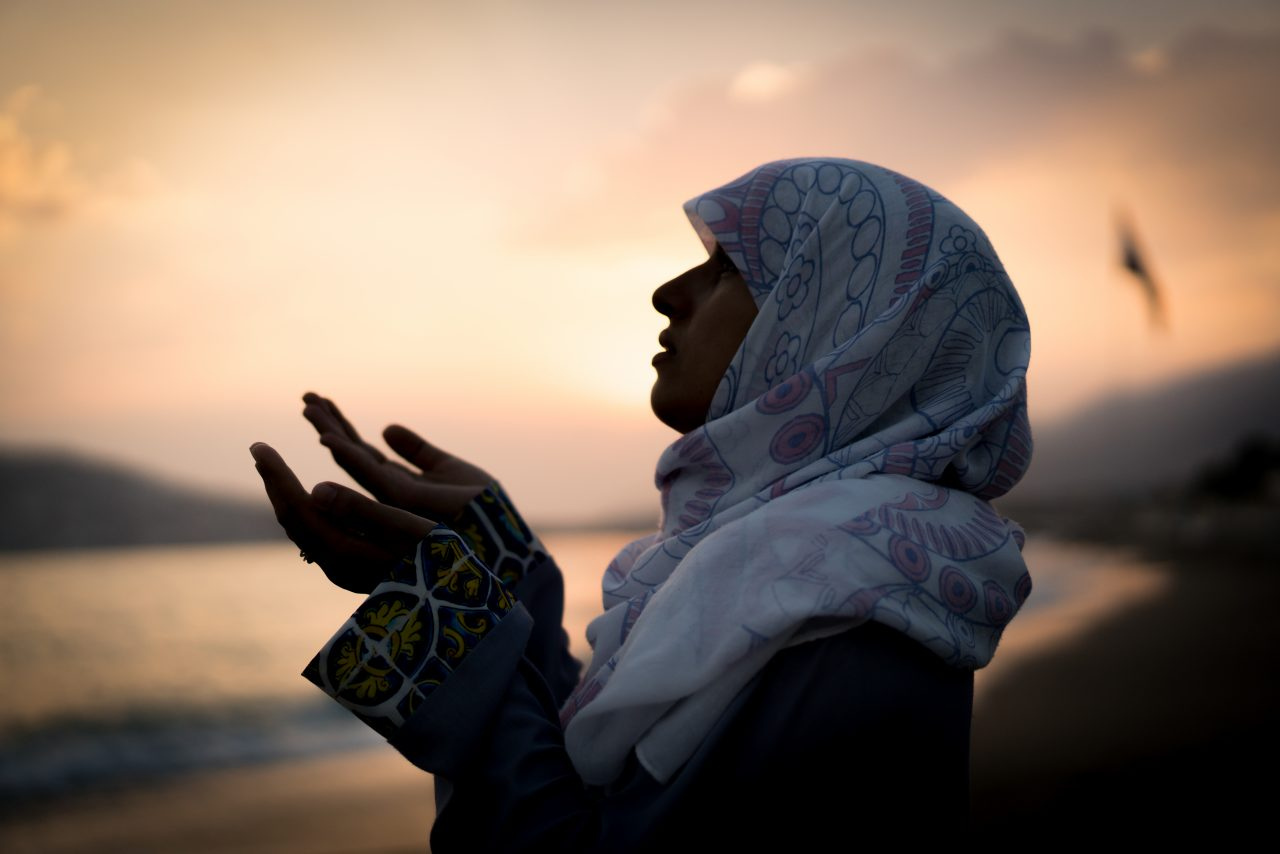 Muslimsk kvinne