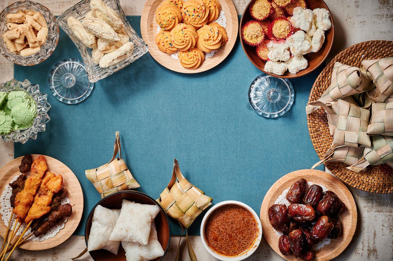 Islamsk mat